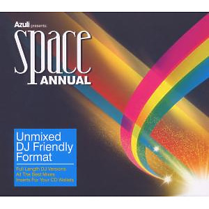 Various - Space Annual 2008-Unmixed