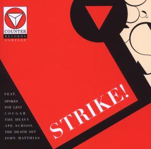 Various - Strike! (Counter Records Sampler)