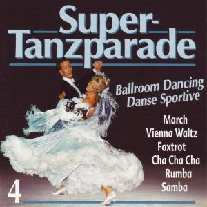 Various - Super-Tanzparade 4
