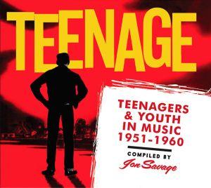 Various - Teenage; Teenagers & Youth in music 1951