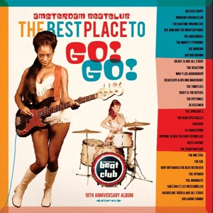 Various - The Best Place To Go! Go! Amsterdam
