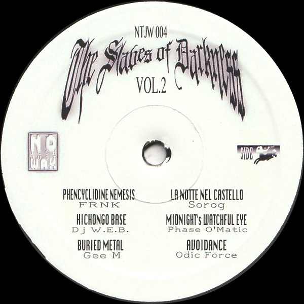 Various - The Slaves of Darkness Vol. 2