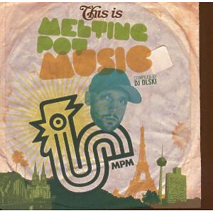 Various - This Is Melting Pot Music