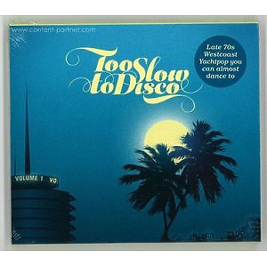 Various - Too Slow To Disco