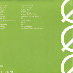 Various - Touched Electronix 004 (Back)