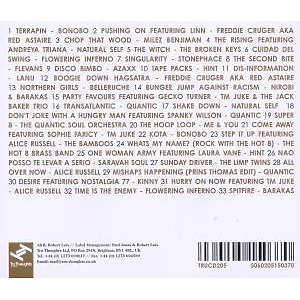 Various - Tru Thoughts 10th Birthday Mix (Back)
