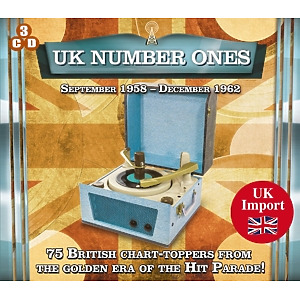 Various - UK Numbers Ones