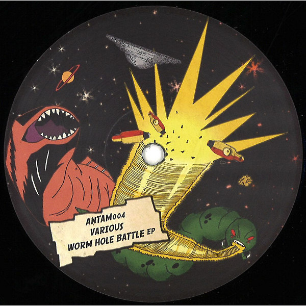 Various - Worm Hole Battle EP
