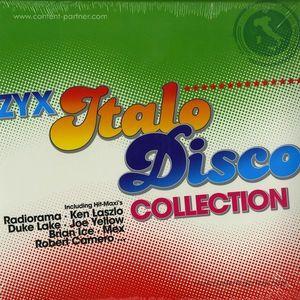 Various - ZYX Italo Disco Collection