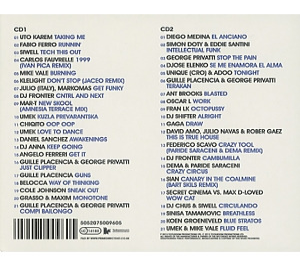 Various/Knight,Mark - Toolroom Knights Mixed By Umek 2.0 (Back)