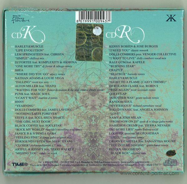 Various/Rush,Kay - Unlimited Vol.15 (Back)