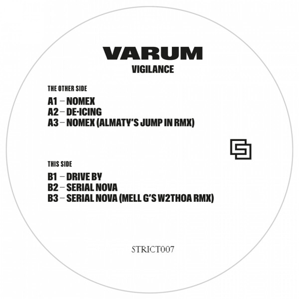 Varum - Vigilance (Back)