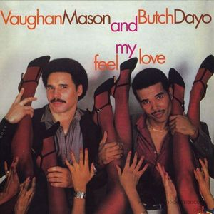 Vaughan Mason And Butch Dayo - Feel My Love Lp