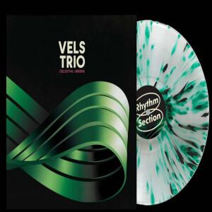 Vels Trio - Celestial Greens (Green Splatter)