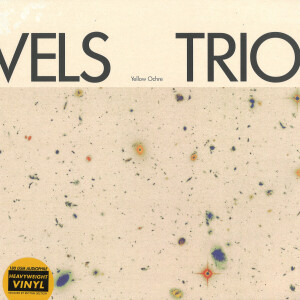 Vels Trio - Yellow Ochre (Black Vinyl)
