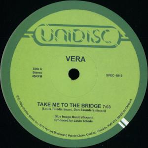 Vera - Take Me To The Bridge / Jumpin'