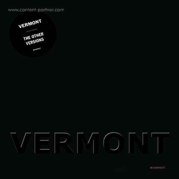 Vermont - The Other Versions (LeTough, DJ Tennis) (Back)