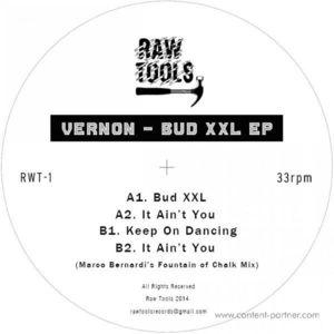 Vernon - Bud XXL Ep (Vinyl Only)