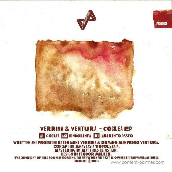 Verrina & Ventura - Conclea (Back)