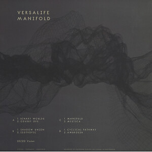 Versalife - Manifold (Back)