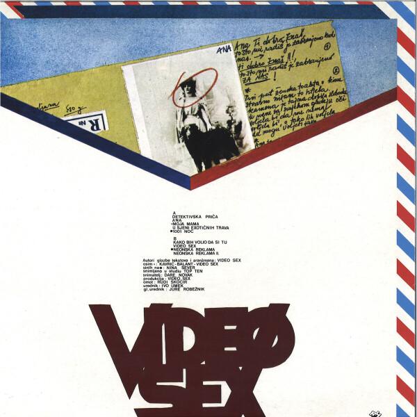 Videosex - Videosex (Back)