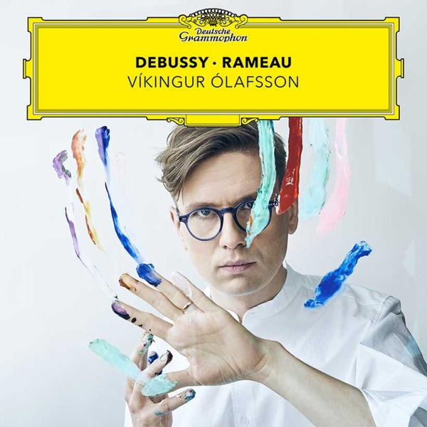 Vikingur Olafsson - Debussy - Rameau (2LP crystal clear Vinyl)