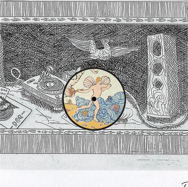 Viktor Talking Machine - Line EP