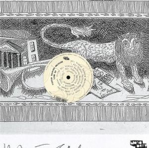 Viktor Talking Machine - Line EP (Back)