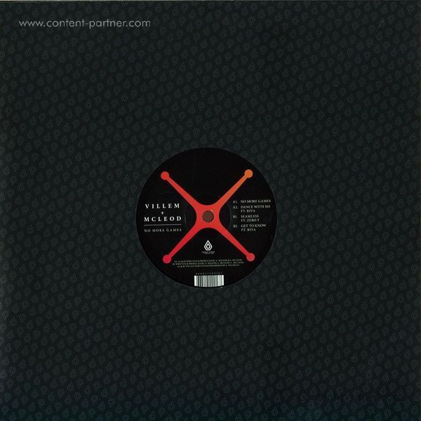 Villem & Mcleod - No More Games EP (Back)