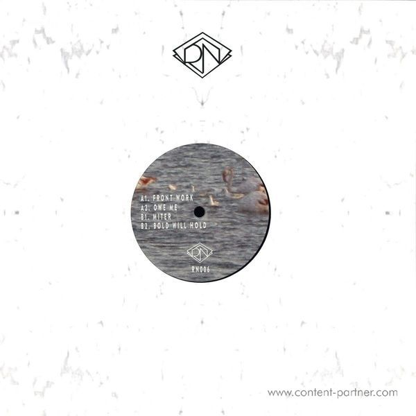 Vin Sol - Iron Knowledge (Back)