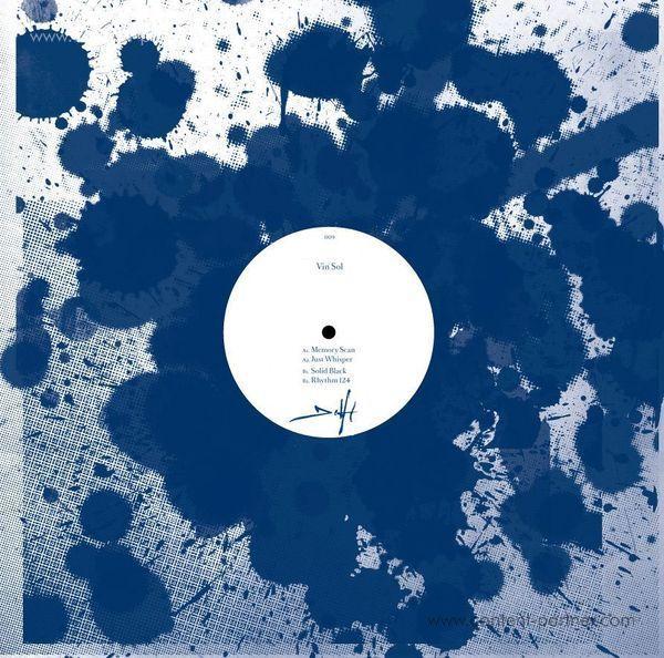 Vin Sol - Memory Scan EP (Back)