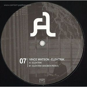 Vince Watson - Elektrik