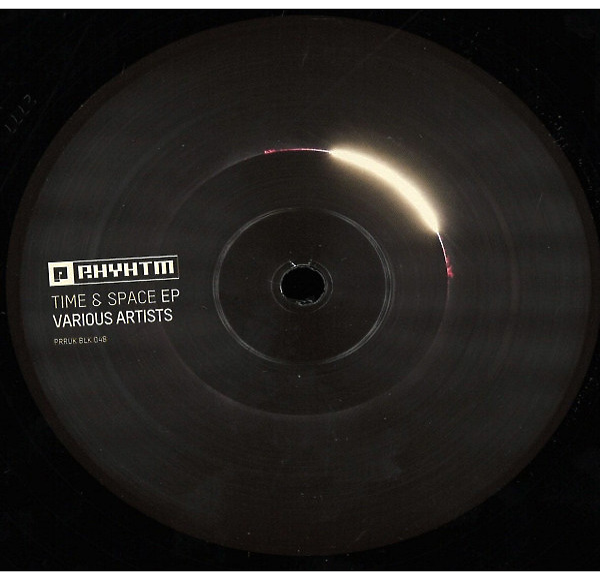 Vinicius Honorio / Berg Jaär / Rorsch / Linn Elisa - Time & Space EP