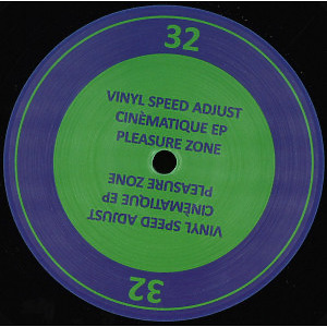 Vinyl Speed Adjust - Cinèmatique EP