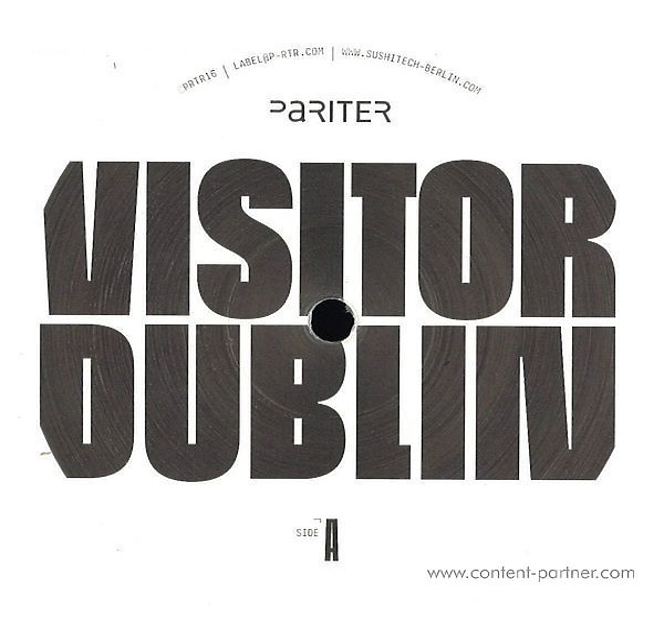 Visitor - Dublin (White Vinyl)