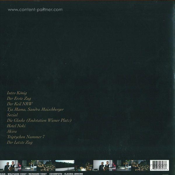 Voigt & Voigt - Die Zauberhafte Welt Der Anderen + cd (Back)