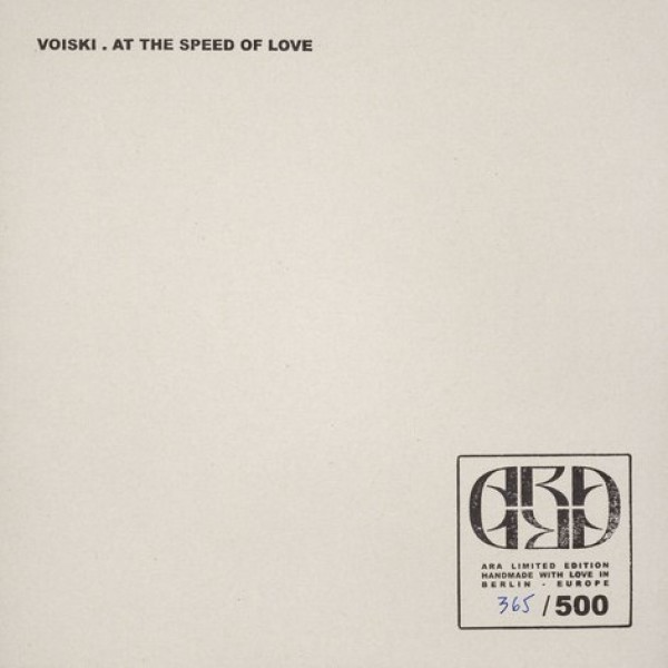 Voiski - At The Speed Of Love (Back)