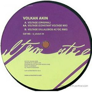 Volkan Akin - Voltage ( incl. Villalobos Mix ) REPRESS