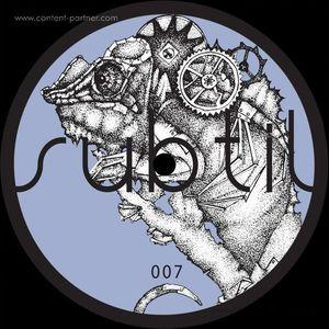 Vrac - Repattern EP
