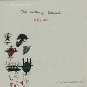 Vrsion / Trevino - Vibration - 180 Grams Vinyl / Full Col.