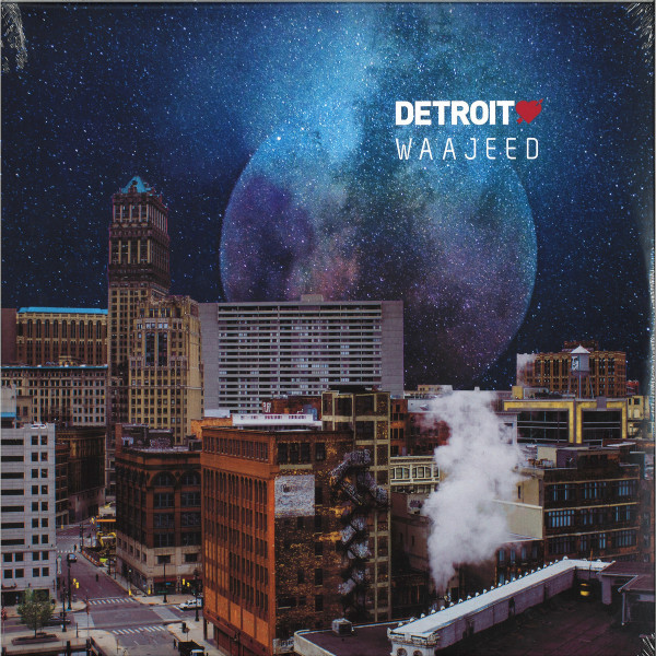 WAAJEED - Detroit Love 3 (2LP)