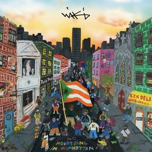 WIKI - No Mountains In Manhattan (2LP+CD)