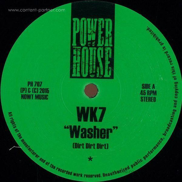 WK7 - Washer