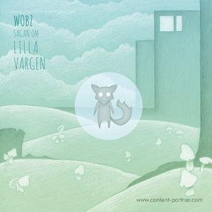 WOBZ - Sagan om Lilla Vargen (incl. CD)