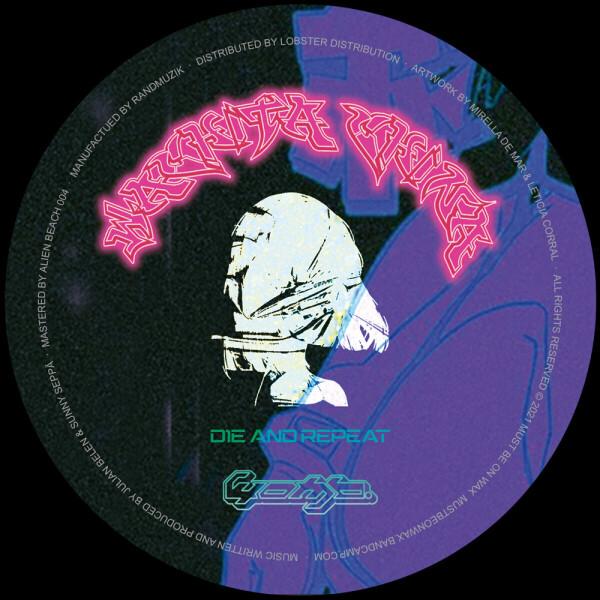 Wachita China - D1E AND REPEAT (incl. Sansibar Remix)