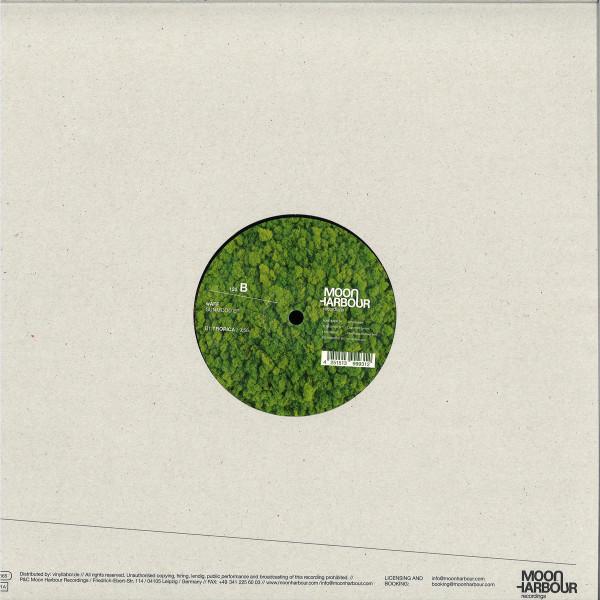 Waff - Sunmood EP (Back)
