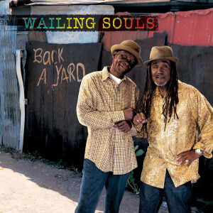 Wailing Souls - Back A Yard (LP)