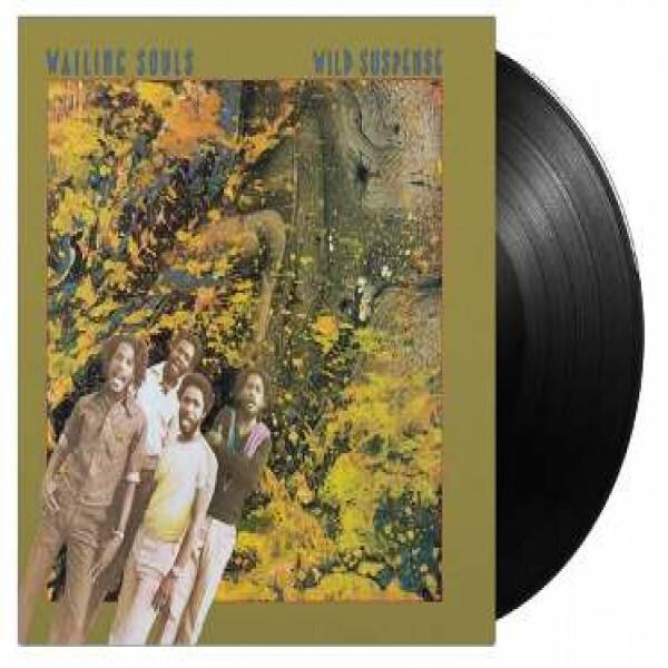 Wailing Souls - Wild Suspense (180g reissue)