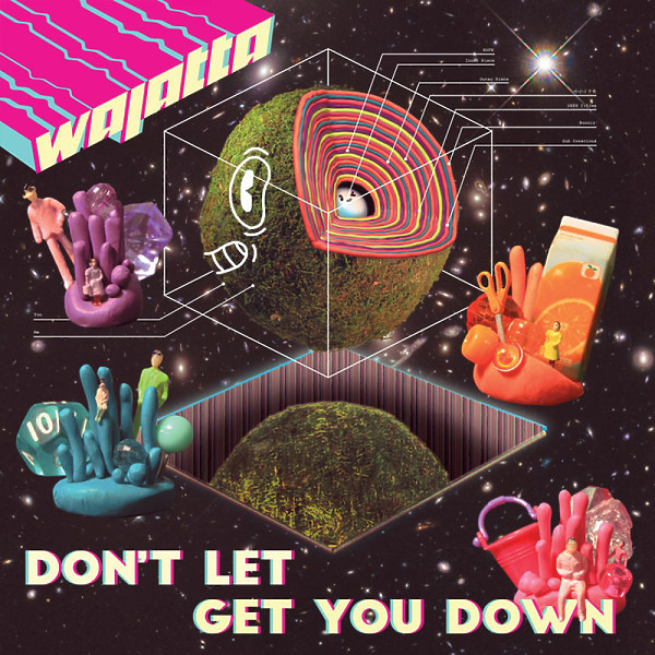 Wajatta - Don't Let Get You Down (2LP+MP3)