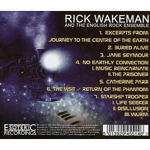 Wakeman,Rick - Out Of The Blue (Remastered Edition) (Back)